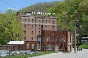 Mine Supply Building, Harlan, Kentucky.