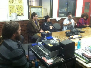 Youth from Appalshop's Appalachian Media Institute talk about making media in the coalfeilds.